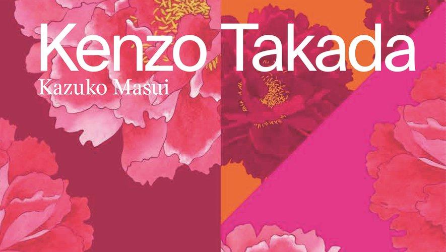 L'ouvrage Kenzo Takada - Par Kazuko Masui - Éditions du Chêne - Prix : 49.90€ - Site : www.editionsduchene.fr.