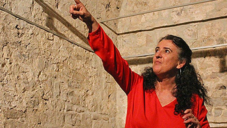 Françoise sera présente salle de la Marpa de Colombiès