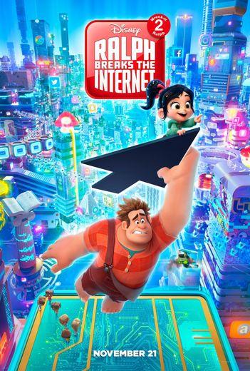 """Intitulé """"Ralph Breaks the Internet"""" en version originale, """"Ralph 2.0"""" est sorti le 21 novembre aux Etats-Unis."""