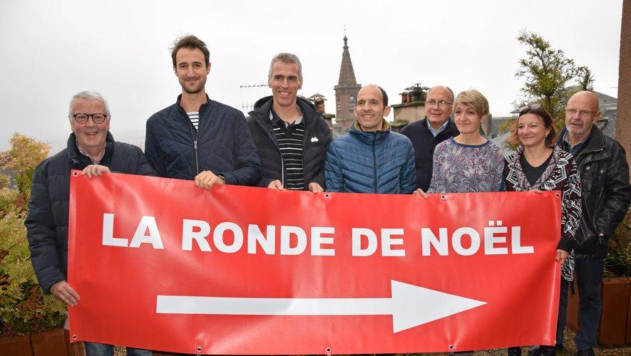 Les organisateurs de la Ronde de Noël sont prêts à accueillir les coureurs.