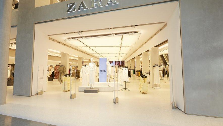 Zara lancera en décembre une collection de maquillage