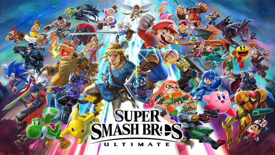 """Super Smash Bros. Ultimate"" arrive le 7 décembre sur Switch"