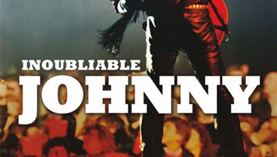 """""""Inoubliable Johnny Hallyday de A à Z"""" de Patrick Carpentier et Alain Morel aux éditions de l'Archipel."""