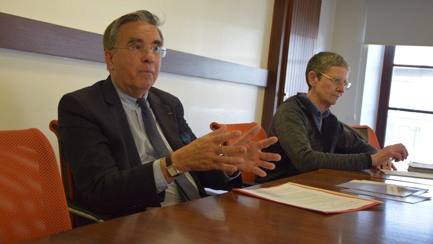 """Près de 3 millions d'euros pour accélérer la """"reconquête démographique de l'Aveyron""""."""