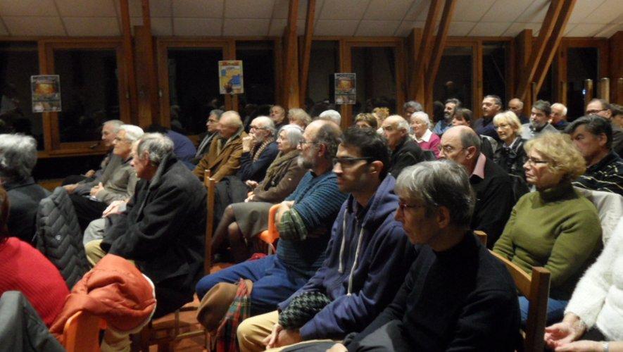 Conférence du Cepens au Flambadou.