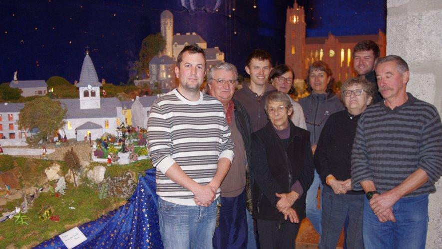 Daniel, Isabelle, Zouzou, Gérard, Bernadette, Monique… et bien sûr Jérémy, Kévin, Sébastien les concepteurs.
