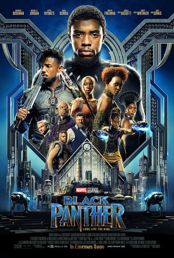 """""""Black Panther"""" est en lice pour le Golden Globe du Meilleur film dramatique"""