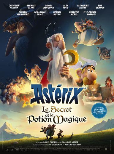 """Le duo Alexandre Astier et Louis Clichy avait déjà réalisé """"Astérix : Le Secret de la potion magique"""" en 2014."""