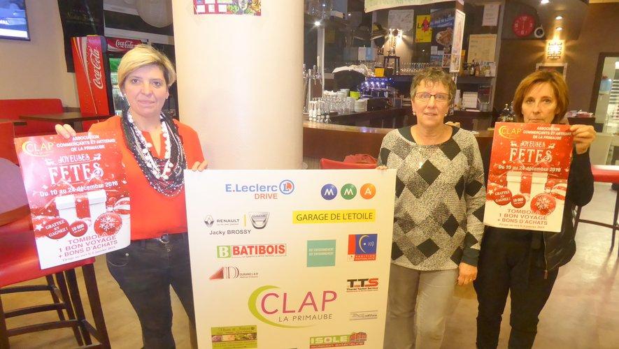 Un Noël de cadeaux avec l'association Clap