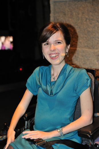 Laetitia Ouillade  va recevoir un prix européen