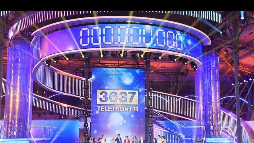 Un week-end marqué par le Téléthon.