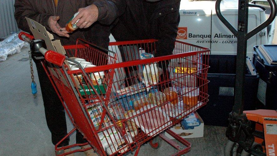 Au terme de leur récente collecte, les bénévoles de la banque alimentaire ont salué l'augmentation des dons cette année.