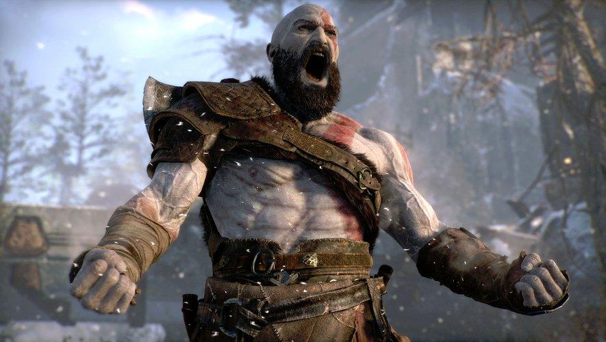 """""""God of War"""" a été élu le Meilleur jeu de l'année aux Game Awards 2018."""