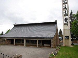 Histoire de voir ! La Primaube : une église moderne bien dans sa ville