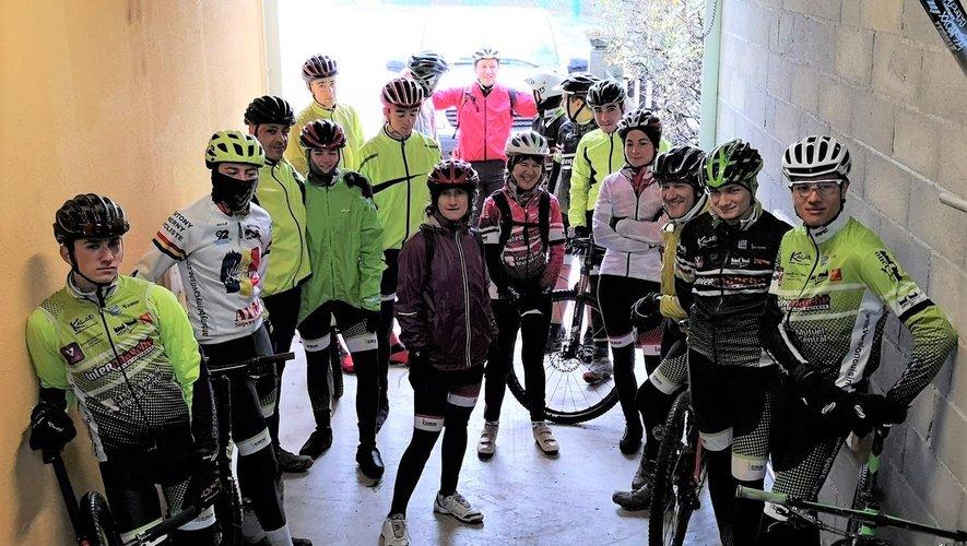 Encore de belles réussites  pour le club Vélo 2000 Onet