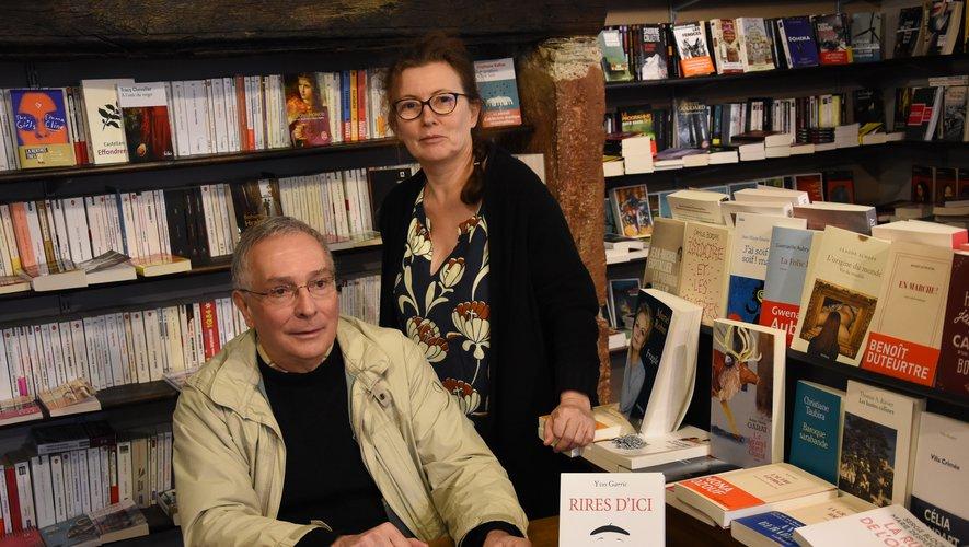 Yves Garric à la rencontre de ses lecteurs