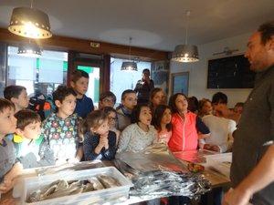 Les élèves de l'école Michel-Molhérat ont joué les petits chefs cuisiniers