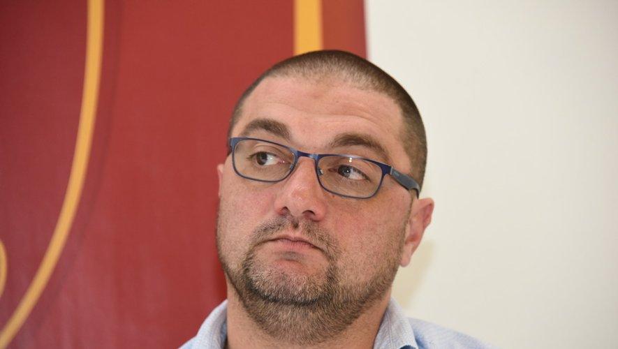 Pierre-Olivier Murat, le président du Raf, n'a pas du tout apprécié l'élimination de son équipe.
