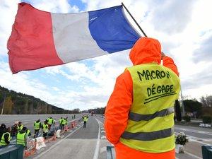 Des gilets jaunes avaient annoncé vouloir bloqué les accès au département aux routiers ce lundi matin.