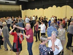 Toujours autant d'adeptes  pour les soirées danses traditionnelles