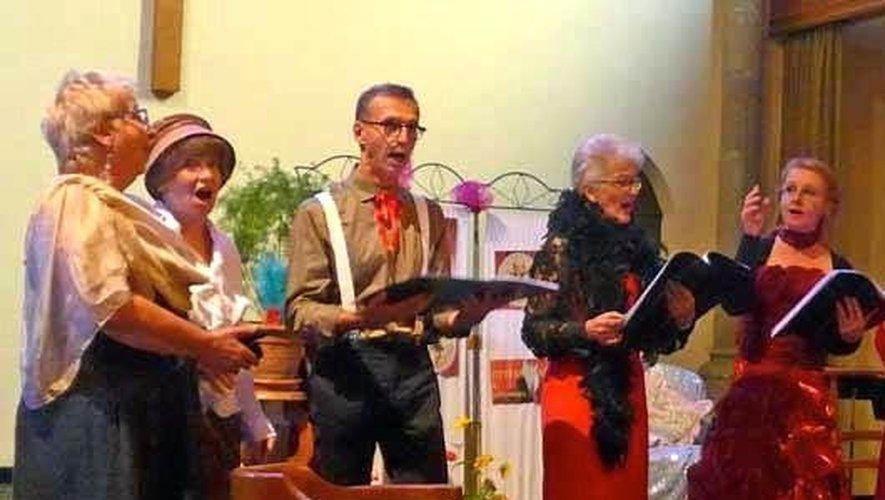Un concert, du romantisme à la musique lyrique moderne, aura lieu dimanche