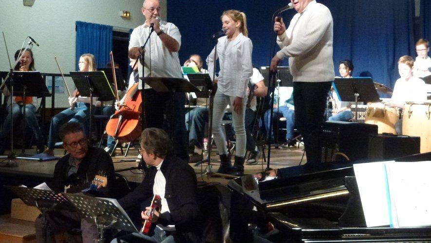 La bonne partition  des apprentis musiciens