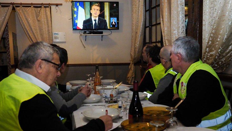 L'allocution du président Emmanuel Macron a été suivie lundi soir par plus de 23 millions de téléspectateurs toutes chaînes confondues