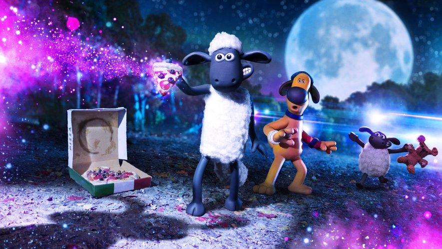 """""""Shaun le Mouton, le film : La Ferme Contre-Attaque"""" dévoile sa première image"""