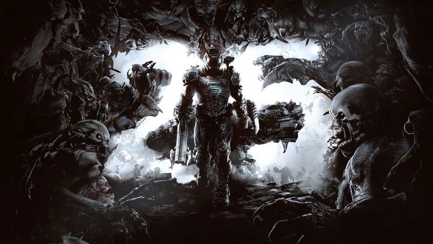 """Doom Eternal"" viendra clore les célébrations de l'anniversaire du jeu ""Doom""."