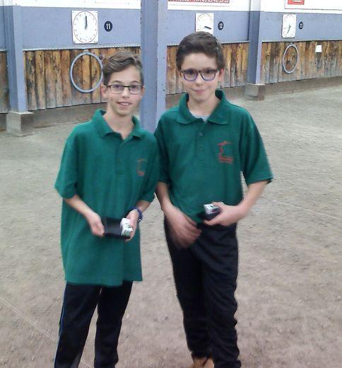 Florian et Baptiste.