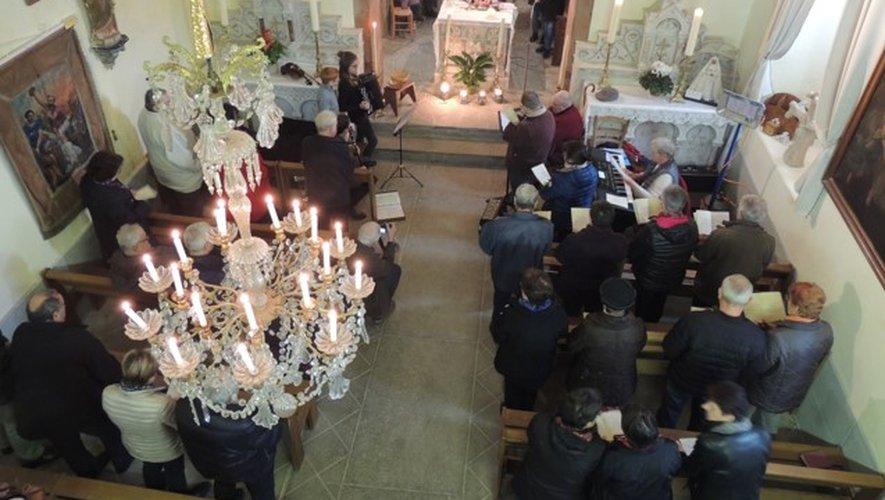 La messe de la Sainte-Barbe a rassemblé les ardoisiers