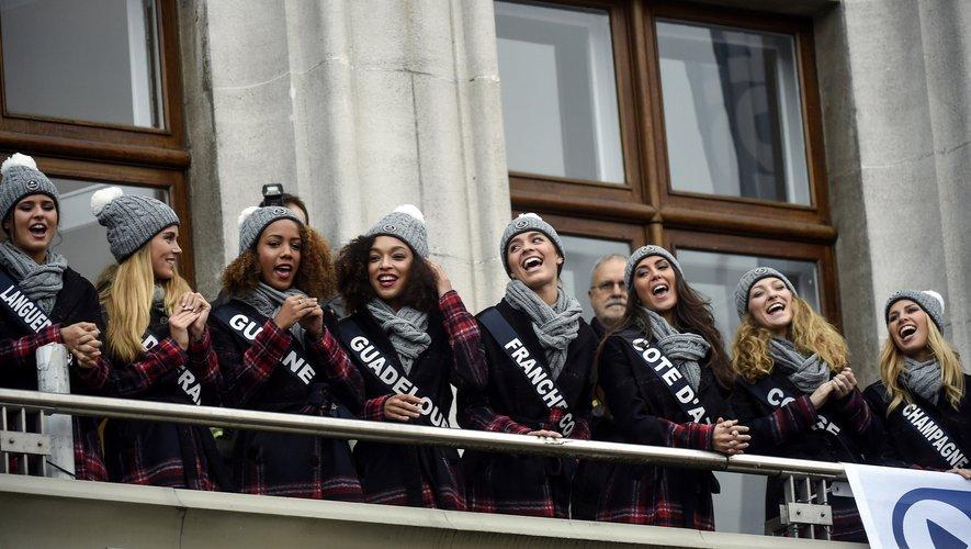 La Miss France 2019 sera élue samedi 15 décembre à Lille