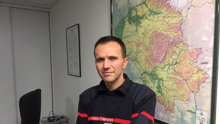 Jimmy Gaubert prendra ses fonctions dans les Alpes-Maritimes le 1er janvier.
