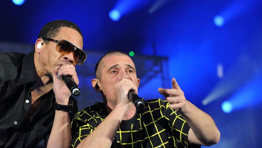 Les légendes du rap français de Suprême NTM seront à Belfort pour le festival des Eurockéennes, du 4 au 7 juillet
