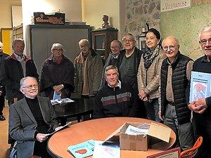 Le dernier bulletin de la Société archéologique de Villefranche-de-Rouergue vient d'être présenté.