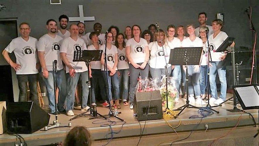 Des hommes et des femmes de tout âge, croyants ou simplement désireux de partager le plaisir du chant gospel dans toute sa dimension spirituelle.