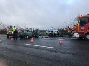 L'accident de La Primaube porte à 23 le nombre de tués sur les routes aveyronnaises en 2018.