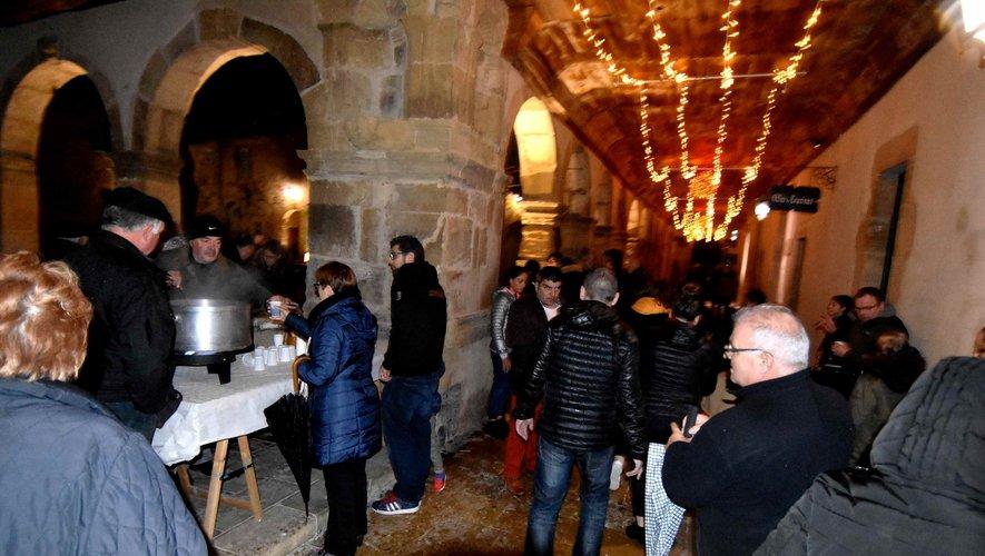 La cité marmotte s'illumine de mille feux pour les fêtes de fin d'année