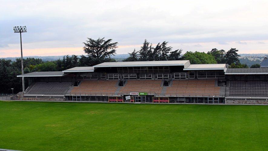 Le stade Paul-Lignon, dans sa composition actuelle.