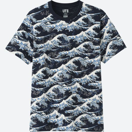 "La collection ""Hokusai Blue"" sera disponible à compter du 3 janvier."