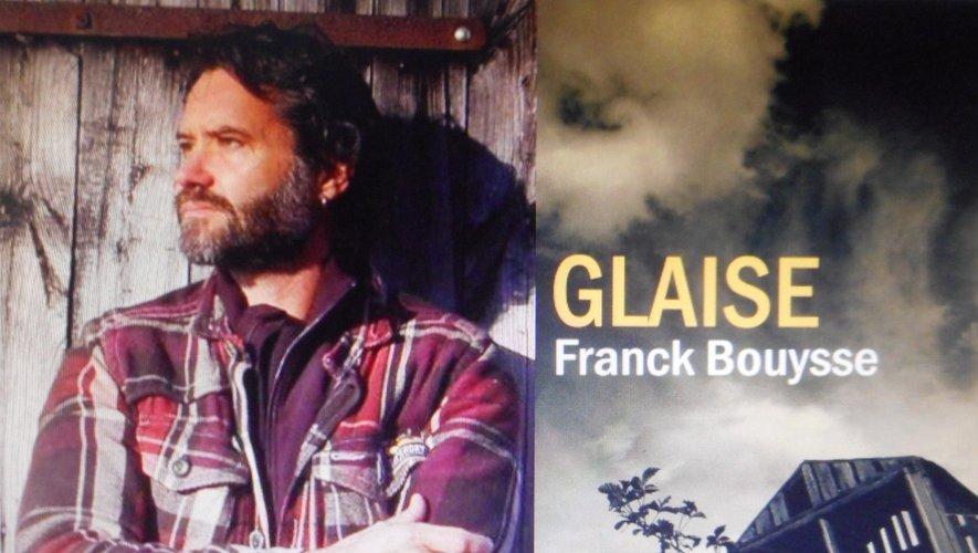Franck Bouysse parlera de son livre « Glaise » dont l'action se déroule dans le Cantal./ Photo donnée par la médiathèque.