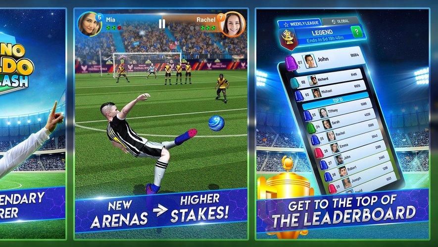 """Ronaldo: Soccer Clash"""