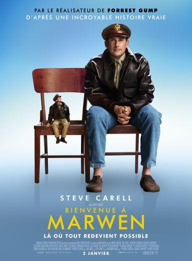 """""""Bienvenue à Marwen"""" de Robert Zemeckis sortira le 2 janvier au cinéma"""