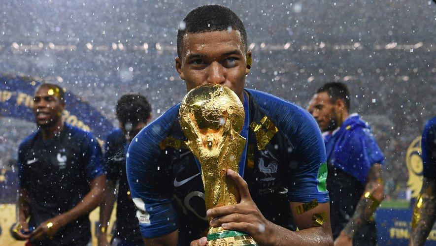 """La finale de la Coupe du monde de football """"a été regardée en direct par un ensemble de 1,12 milliard de personnes dans le monde"""", a annoncé la Fifa"""