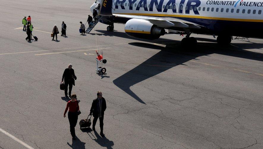 L'abandon de la ligne Rodez-Londres, en 2016, avait fortement pénalisé l'aéroport aveyronnais.