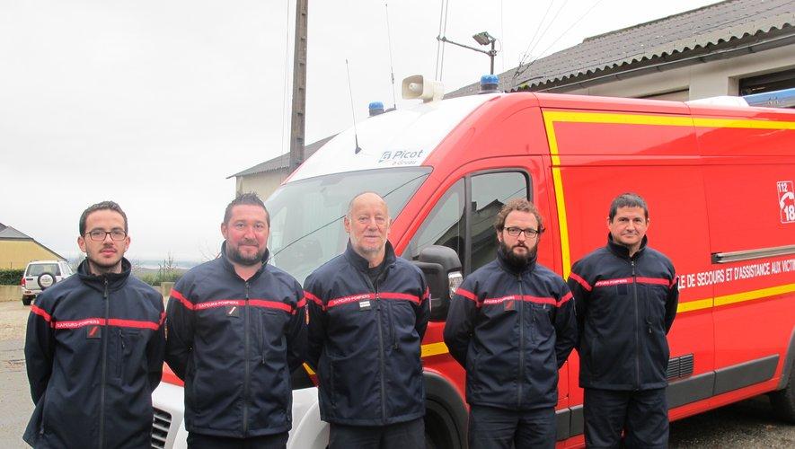 Serge Fricou (au centre de la photo) va couler une retraite bien méritée.