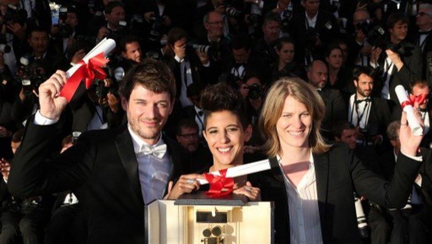 """Claire Burger avait déjà été auréolée à Cannes de la Caméra d'or du meilleur premier film, pour """"Party Girl"""", qu'elle avait co-réalisé."""
