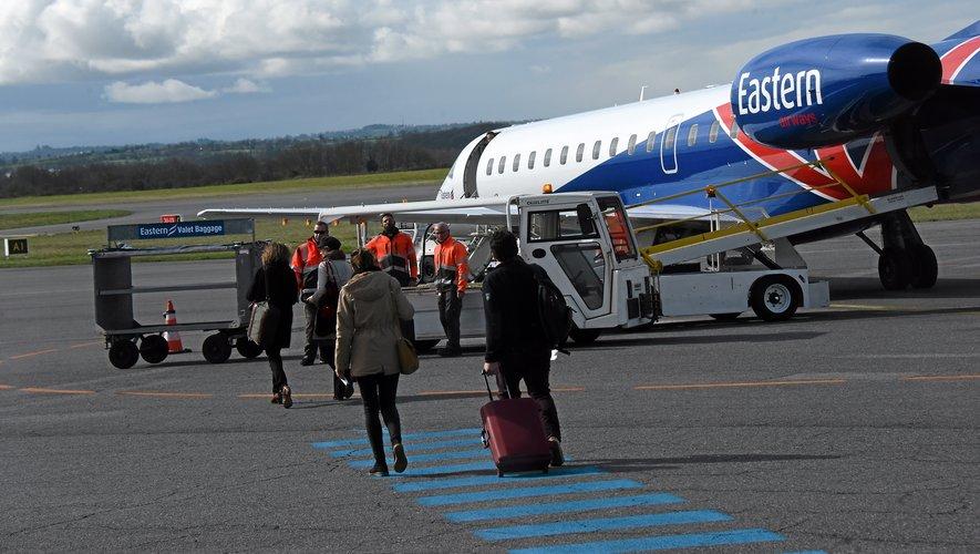 Quelque 52 000 passagers ont utilisé la ligne Rodez-Paris.