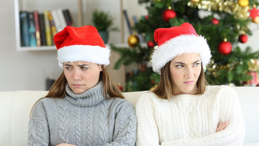 Télévision, enfants…A Noël, quels sont les sujets de dispute ?