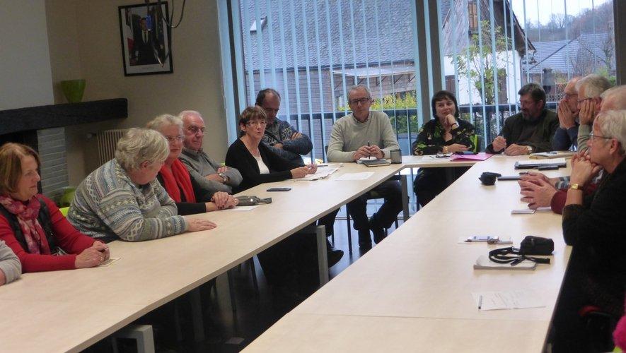 Les bénévoles sont toujours aussi actifs dans le Nord-Aveyron.
